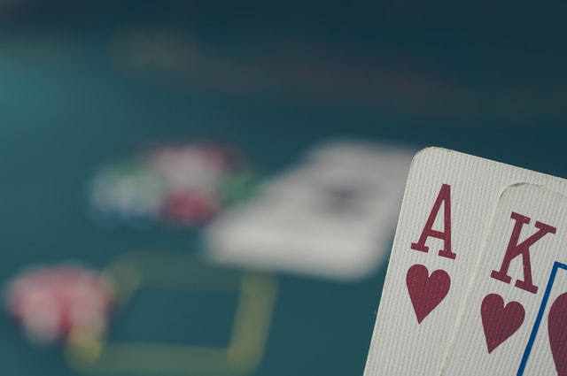 Texas Hold'em on hauska ja jännittävä peli
